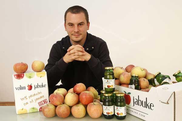 Tvorac Volim Jabuke Stjepan Dumančić